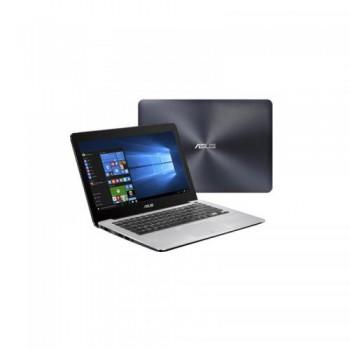 """ASUS P302UA-FN070R 2.5GHz i7-6500U 13.3"""" 1366 x 768Pixel Nero, Acciaio inossidabile"""