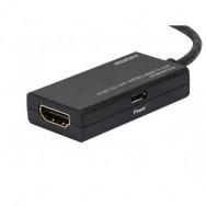 Adattatore MHL a HDMI + RCP per dispositivi mobili