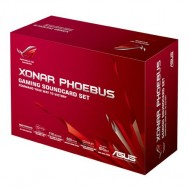 ASUS ROG Xonar Phoebus Interno 4.1channels PCI-E scheda audio