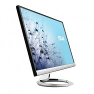 "ASUS MX239H 23"" Full HD IPS Argento monitor piatto per PC"