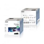 ASUS BC-12D2HT Bulk Interno Blu-Ray DVD Combo Nero