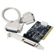 Scheda Seriale RS-232 2 Porte PCI con 16C950 UART