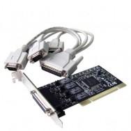 Scheda Seriale RS-422/485 4 Porte PCI con 16C950 UART