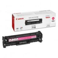 Canon CRG 718 M Cartuccia 2900pagine Magenta