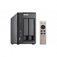 QNAP TS-251+ NAS Torre Collegamento ethernet LAN Grigio