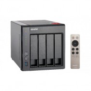 QNAP TS-451+ NAS Torre Collegamento ethernet LAN Nero