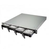 QNAP TS-463U-RP NAS Rastrelliera (1U) Collegamento ethernet LAN Nero