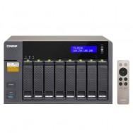 QNAP TS-853A NAS Torre Collegamento ethernet LAN Nero