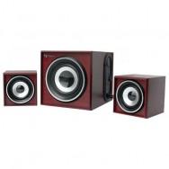 Sistema Speaker Stereo con Subwoofer 2.1 16W