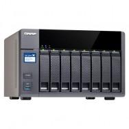 QNAP TS-831X NAS Scrivania Collegamento ethernet LAN Nero