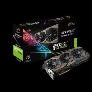 ASUS STRIX-GTX1080-8G-GAMING GeForce GTX 1080 8GB GDDR5X scheda video