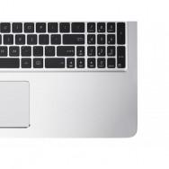 """ASUS K501UQ-DM012T 2.5GHz i7-6500U 15.6"""" 1920 x 1080Pixel Grigio, Metallico notebook/portatile"""
