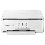 Canon PIXMA TS8051 Ad inchiostro A4 Wi-Fi Bianco