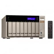 QNAP TVS-873 NAS Torre Collegamento ethernet LAN Oro