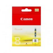 Canon Cartridge CLI-8 YLO Giallo