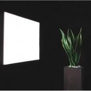 Pannello Luminoso a LED Plus 60x60cm 36W Bianco Caldo A+