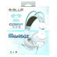 Cuffie Gaming con Microfono Cobra 926 Bianco EHS926WHAA-IY