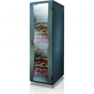 Armadio NetRack 19'' 600x800 33 Unità Nero da Assemblare