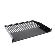 Mensola 1 U per armadio rack Audio Video
