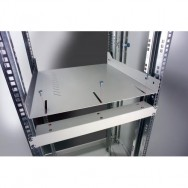 Mensola per Rack Server 19'' 765 mm 2U Nera 4 punti