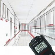 Misuratore di Distanze e Volume ad Ultrasuoni MS6450