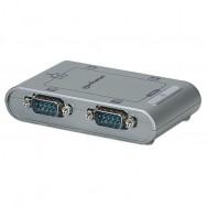 Convertitore da USB a 4 porte seriali