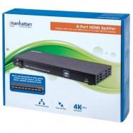 Splitter 8 Porte HDMI 4K 3D