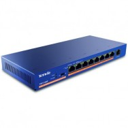 Desktop Switch 9 Porte con 8 Porte PoE