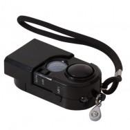 Allarme Personale Portatile con Sensore PIR e Torcia LED